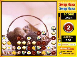 Swap Hexa