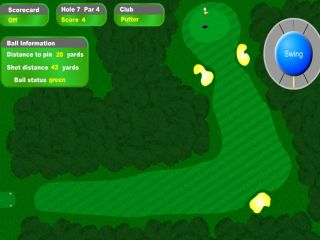 Flash Golf 2001