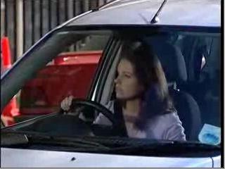 Jak parkuje žena