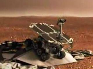 Život na Marsu